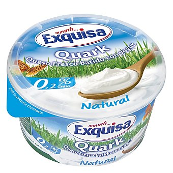 Exquisa Queso fresco batido con yogur-quark 500 g