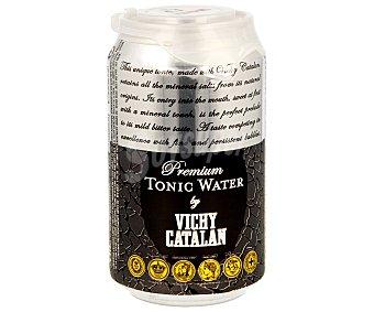 Vichy Catalán Tónica premium Lata de 33 centilitros