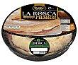 Rosca Ibérica rellena de chorizo ibérico, salchichón ibérico y queso 480 g De Oro