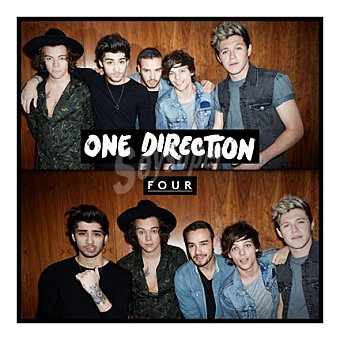 Four (with 4 poster booklet) CD 1 ud