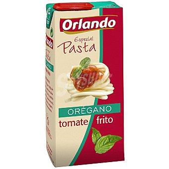 Orlando Tomate frito especial pasta orégano con aceite de oliva virgen extra Envase 350 g