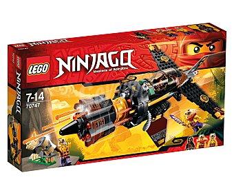 LEGO Juego de construcciones de 236 piezas Ninjago, Destructor de roca, modelo 70747 1 unidad