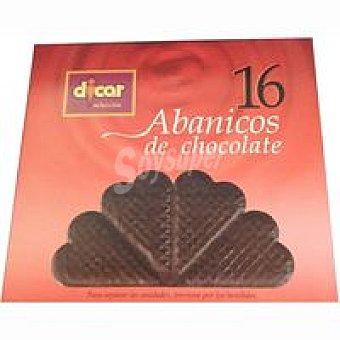 Dicar Abanico de chocolate Caja 16 unid