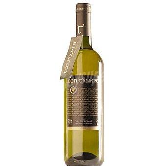 Contiempo Vino blanco vidueño seco D.O. Valle de Guimar botella 75 cl Botella 75 cl