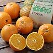 Naranja Bio Malla de 1 kg Carrefour Bio