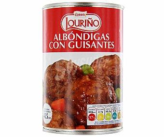 Coren Albondigas con guisantes Lata 425 g