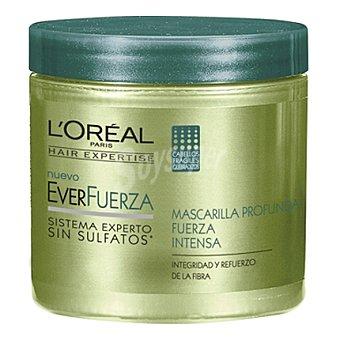 L'Oréal-Hair Expertise Mascarilla fuerza intensa everfuerza para cabellos frágiles quebradizos 200 ml