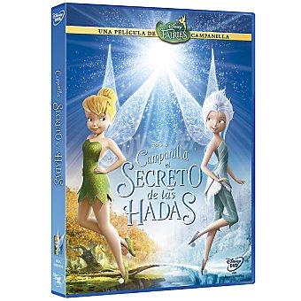 Campanilla: El secreto de las hadas DVD