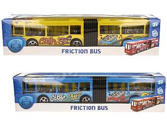 Productos Económicos Alcampo Vehículo City Bus 1 unidad