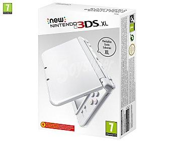 Nintendo Videoconsola Nintendo New 3Ds XL color blanco perla 1 unidad