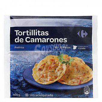 Carrefour Tortillitas de Camarón 400 G 400 g