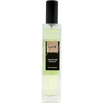 Unit Spray perfumado Bergamota Collection 100 ml