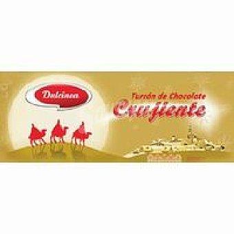 DULCINEA Turrón de chocolate crujiente Tableta 200 g