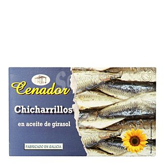 Cenador Chicharrillo en aceite vegetal 70 g
