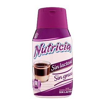 Nutricia Leche condensada desnatada sin lactosa (sirve facil) Bote plastico 450 g