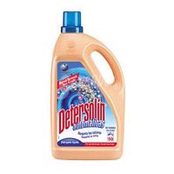 Detersolin Detergente líquido Botella 50 dosis