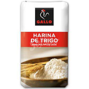 Gallo Harina trig etiq. roja 500 GRS