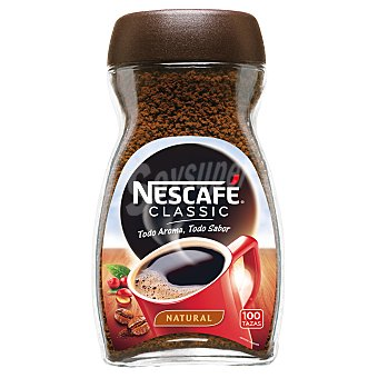 Nescafé Café soluble natural 200 gr