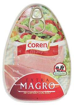 Coren Fiambre magro cerdo conserva Lata 220 g