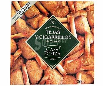 Casa Eceiza Tejas y cigarrillos eceiza 300 gr