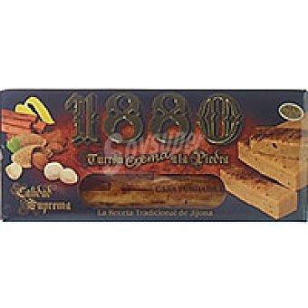 1880 Turrón a la piedra Caja 300 g