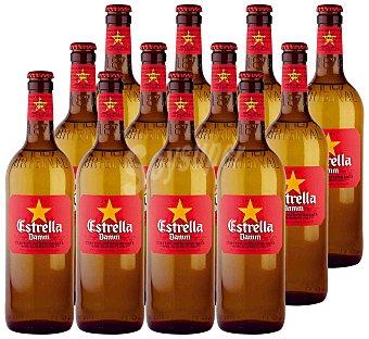 Estrella Damm Cerveza mediterránea original 66 cl