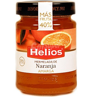 Helios Mermelada naranja amarga 340 g