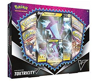 Pokemon Caja colección Toxtricity V, pokemon