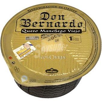 Don Bernardo Oro Queso viejo D.O. Manchego  975 g (peso aproximado pieza)