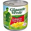 Maíz dulce grano 330g Gigante Verde