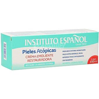 Instituto Español Crema pieles atópicas emoliente y restauradora para pieles extra sensibles y secas Tubo 150 ml