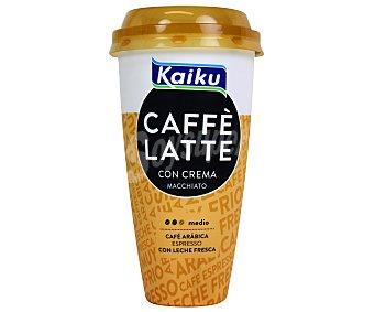 Kaiku Caffé Latte Machiato Vaso 23 cl