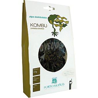 Porto Muiños Alga kombu deshidratada 25 g