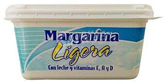 Hacendado Margarina ligera (leche,vitamina a+d+e) Tarrina 500 g