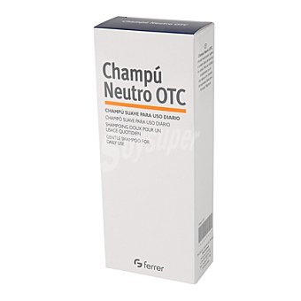 otc Otc champú neutro 250 ml