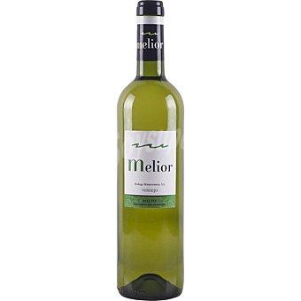 Melior Vino blanco verdejo D.O. Rueda botella 75 cl 75 cl