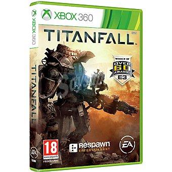 XBOX 360 Videojuego Titanfall 1 Unidad