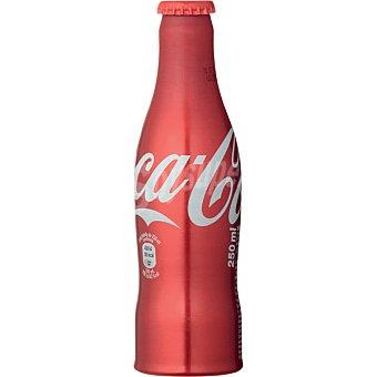 COCA-COLA Clásica de aluminio botella 25 cl