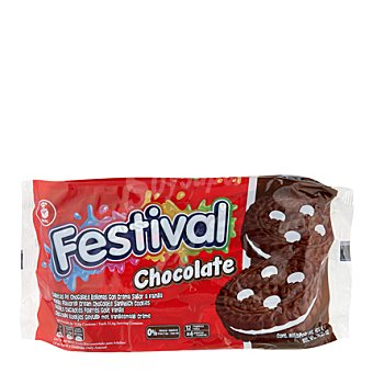 Festival Galletas chocolate 415 g