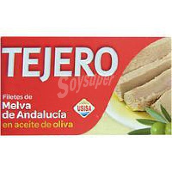 Tejero Filete de melva Lata 125 g