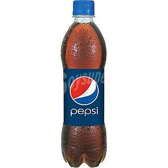 Pepsi clásica  botella 50 cl
