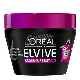 Elvive L'Oréal Paris Mascarilla revitalizante con arginina 300 ml