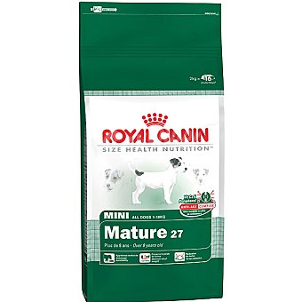 Royal Canin Mini mature pienso para perros mini en fase de madurez a partir de los 8 años bolsa 2 kg 1-10 kg