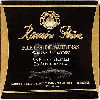 Ramón Peña Filetes de sardina sin piel ni espinas lata 110 g lata 110 g