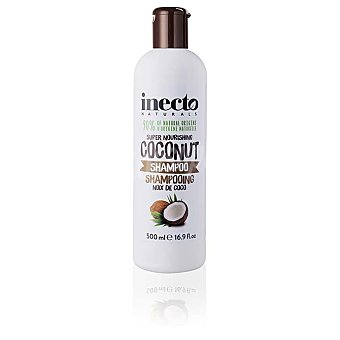 Inecto Champú Coconut super hidratante Frasco 500 ml