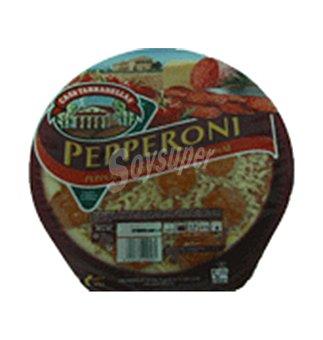 Casa Tarradellas Pizza pepperoni 450 GRS