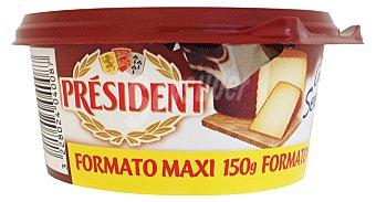President Queso de untar en crema semicurado Tarrina 150 g