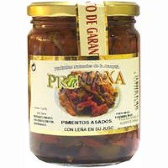 Pronaxa Pimientos asados con leña Frasco 420 g