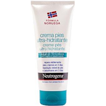 Neutrogena Crema ultra hidratante para pies Tubo 100 ml
