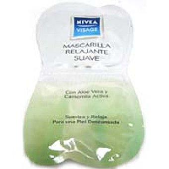 Nivea Mascarilla relajante Monodosis 15 ml